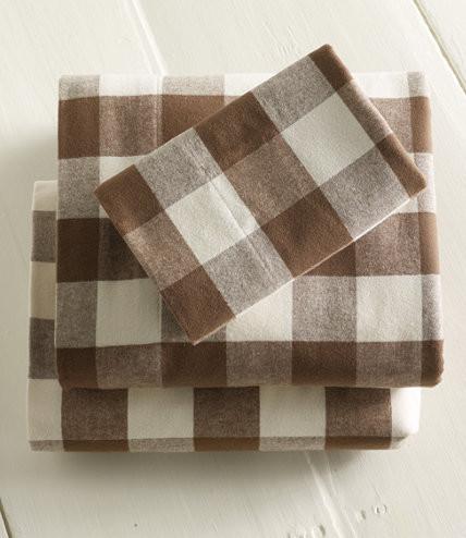 Ultrasoft Flannel Pillowcases Buffalo Plaid Traditional