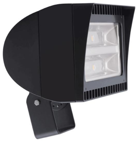 rab fxled78 78w led flood light trunnion mount modern outdoor. Black Bedroom Furniture Sets. Home Design Ideas