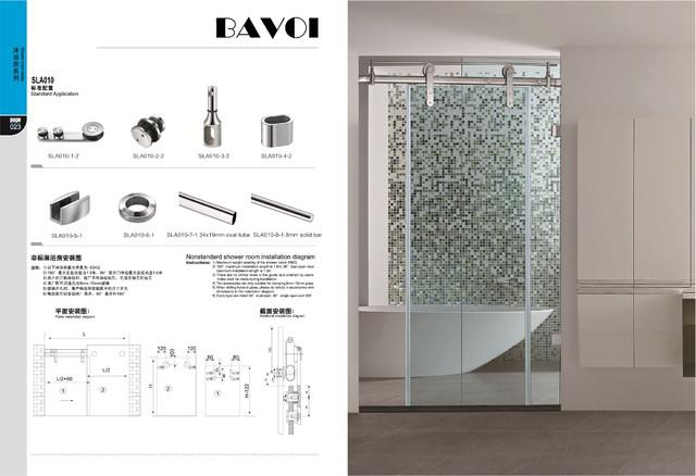 2014 2015 bavoi sliding door system for Modern screen door