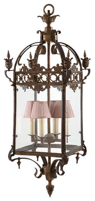 Lantern foch for Houzz rustic lighting