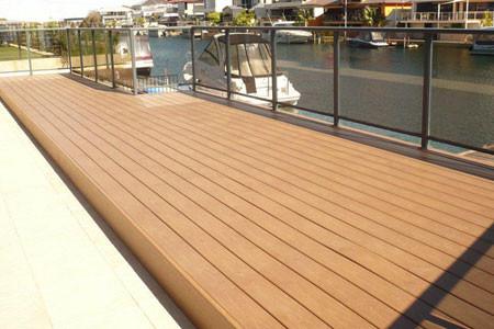 Outdoor decking modern garden products by outdoor for Garden decking materials