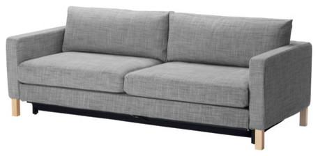Karlstad sofa bed isunda gray skandinavisch for Skandinavisch sofa
