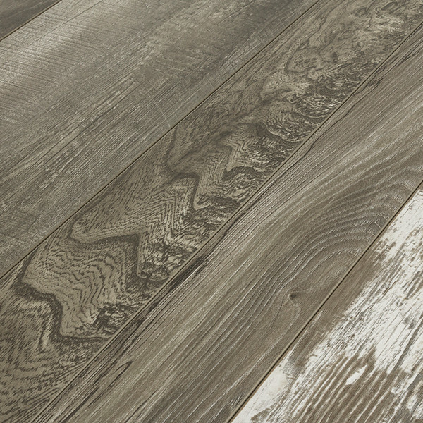 Armstrong architectural remnants barn gray 12mm laminate for Old barn wood floors