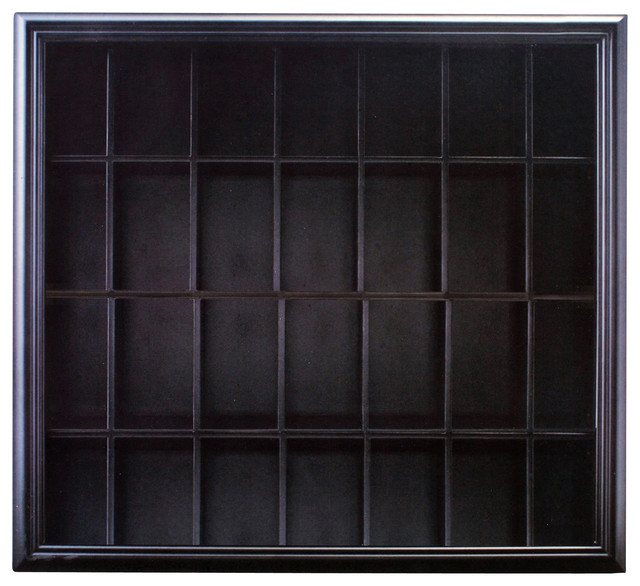 Give it a Shot Display Frame - Contemporary - Display And Wall Shelves - by Pinnacle Frames