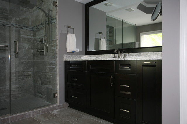 The Wilderness Master Bath Remodel Contemporary