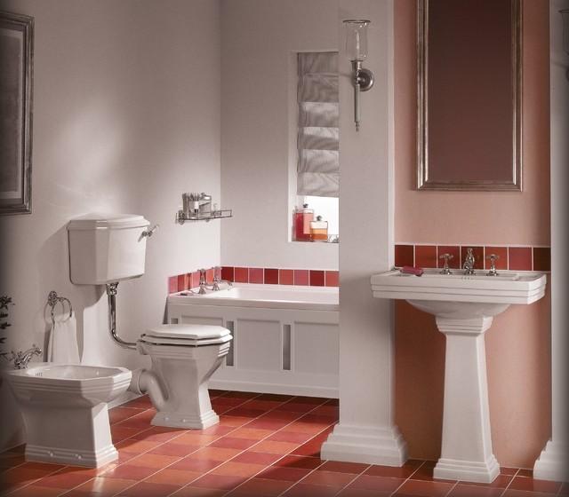 Robinetterie salle de bain retro for Robinetterie salle de bain retro