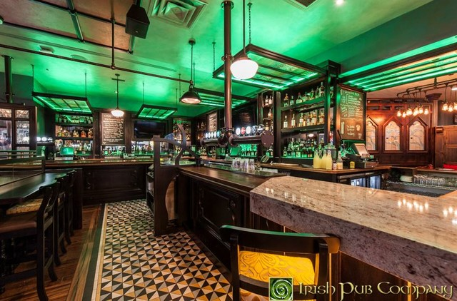 Modern Pub Design And Build By The Irish Pub Company Contemporary Dublin By Irish Pub Company