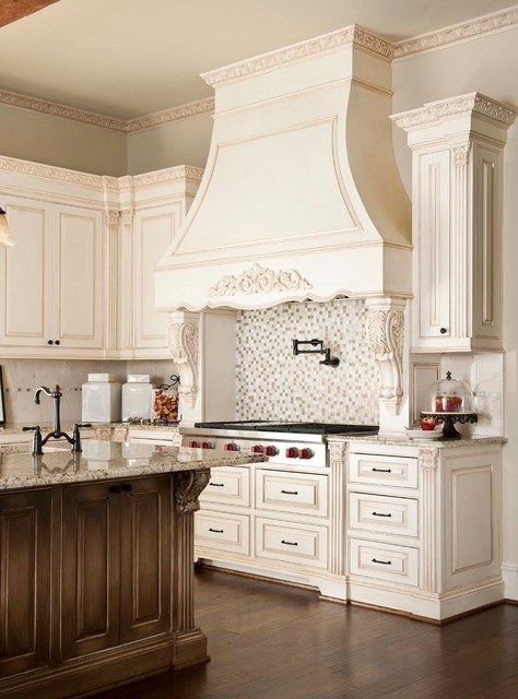 Traditional French In Preston Hollow Traditional Kitchen Dallas By De