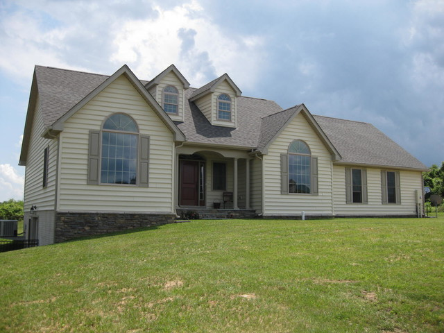 Best in west virginia traditional dc metro by for West virginia home builders