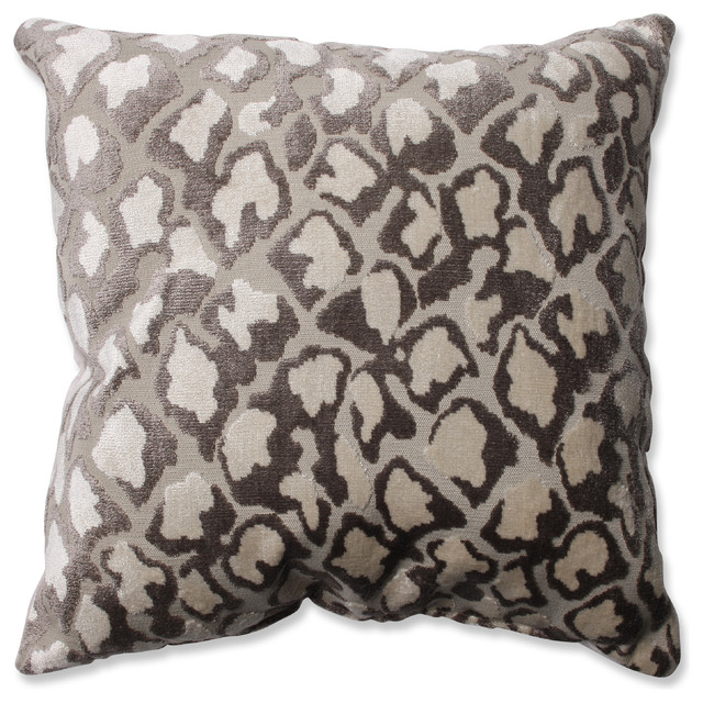 Swagger Beach Throw Pillow - Contemporary - Decorative Pillows - by Pillow Perfect Inc