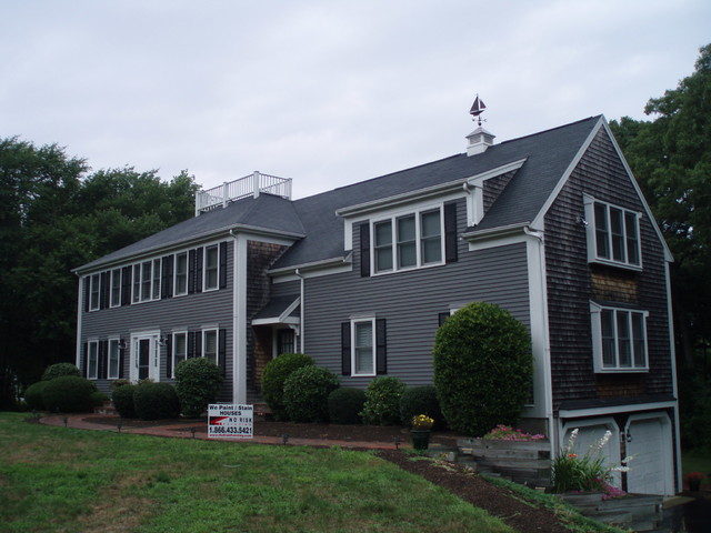 Exterior paint jobs over the years boston by no risk painting - Exterior paint jobs model ...