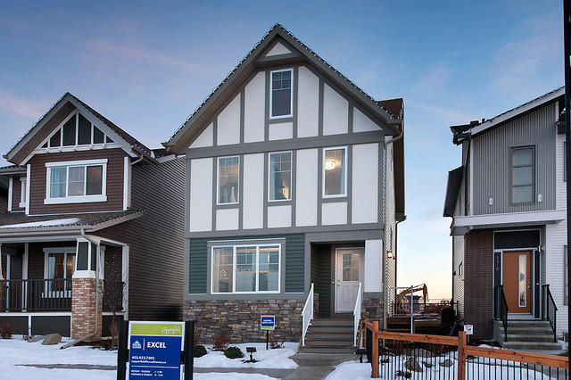 Kendal Show Home in Copperfield SE Calgary