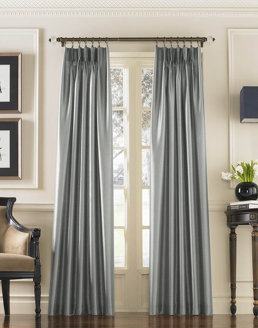 Light Blue Silk Curtains - Best Curtains 2017