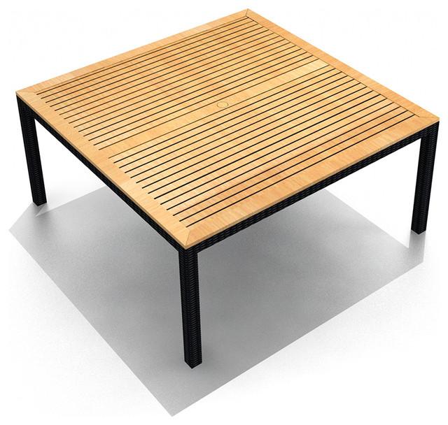 patio table seat 8 modern patio outdoor