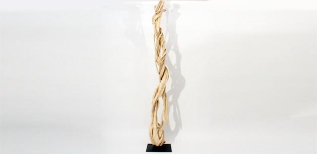 liane d corative en bois 3b contempor neo objetos y figuras decorativas de. Black Bedroom Furniture Sets. Home Design Ideas