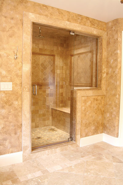 Oasis Custom Frameless Eclectic Boston By Oasis