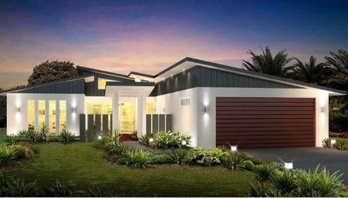 Facade ideas on new house for New house facade ideas