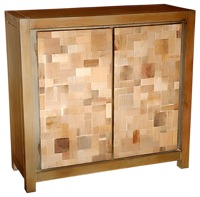 Bailey Media Cabinet - Traditional - Storage Cabinets