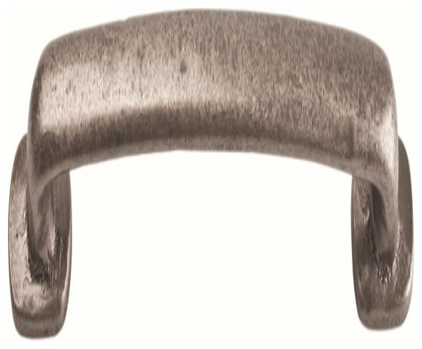 Atlas 334-Orb Distressed 6-Inch Medium Door Pull Oil Rubbed Bronze - Cabinet And Drawer Handle ...