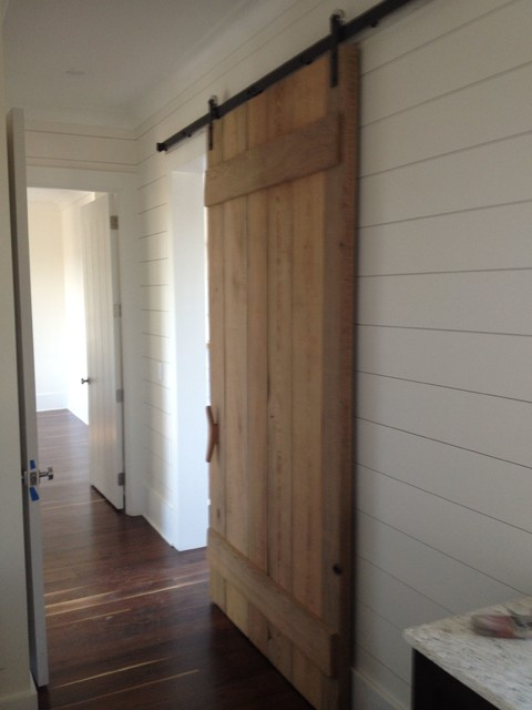 Cypress Barn Door Modern Interior Doors Charleston