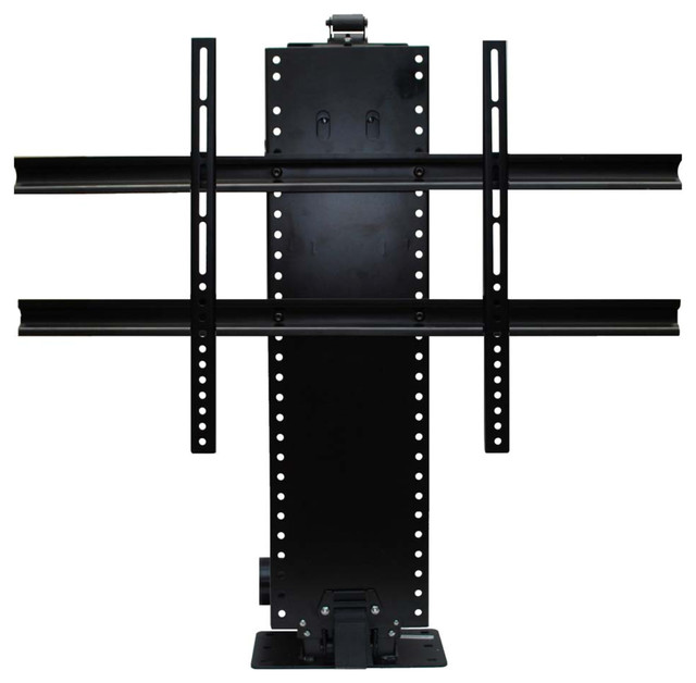 Touchstone whisperlift ii flat screen tv lift mechanism for Tv lift consoles for flat screens