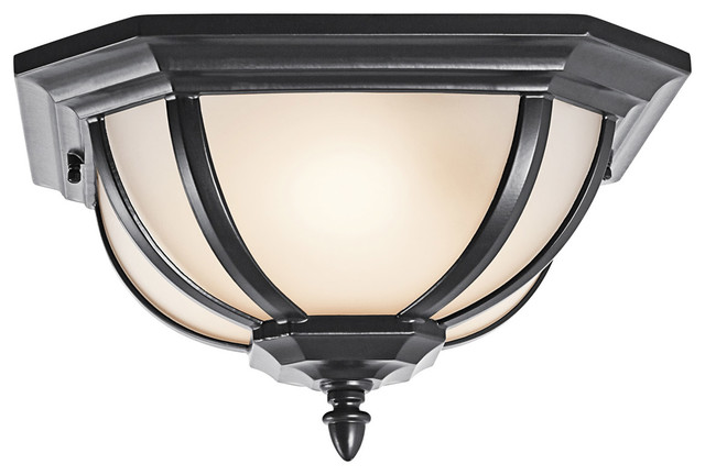 Salisbury Outdoor Ceiling Lights Traditional Outdoor Flush Mount Ceiling