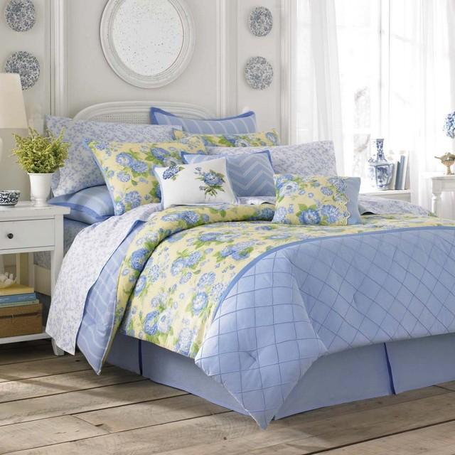 Comforter Sets Queen Ashley: Laura Ashley Salisbury Comforter Set Size: Queen Twin King