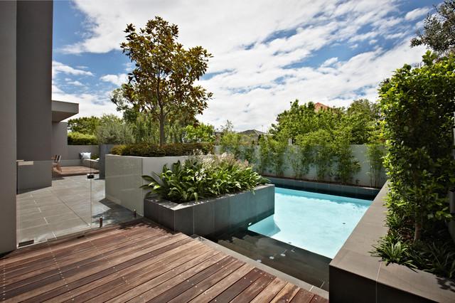 Brighton modern landscape melbourne by nathan - Kitchens by design new brighton mn ...