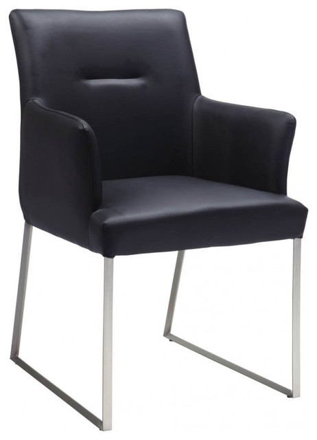 contemporary dining arm chair black contemporary dining chairs