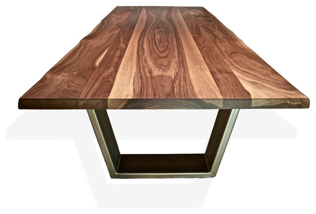 solid wood dining tables contemporary dining tables