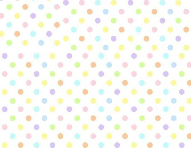 Background material wallpaper Polka dot polka dots dot