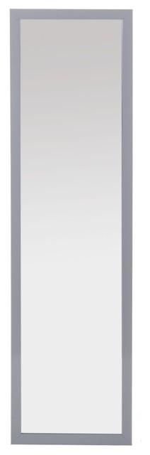 chipi miroir en pieds gris modern wall mirrors by