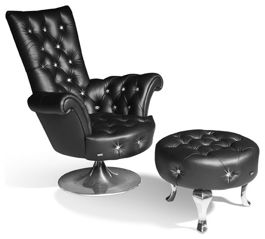 Pompadour Swivel Chair Traditional Armchairs And Accent Chairs Sydney