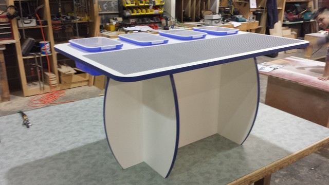 Lego table for Table design lego