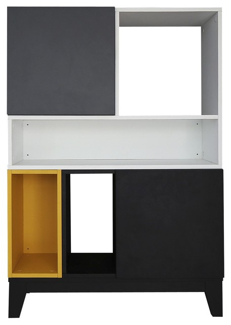 modulo buffet modulable r tro buffet et bahut par alin a mobilier d co. Black Bedroom Furniture Sets. Home Design Ideas