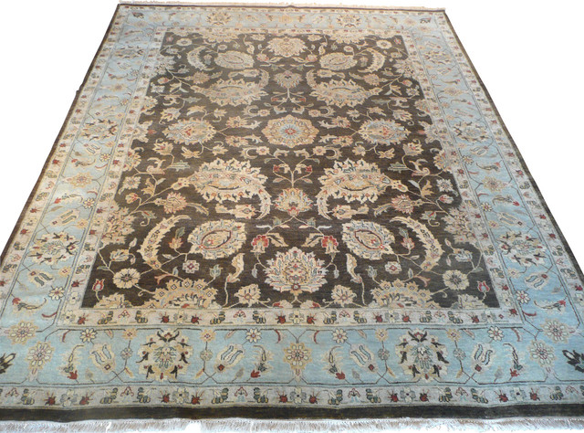 8x9 9 Agra Rug Traditional Area Rugs By Oriental Rug