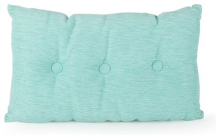 tilleuil coussin bleu turquoise 30x50cm bord de mer coussin par alin a mobilier d co. Black Bedroom Furniture Sets. Home Design Ideas