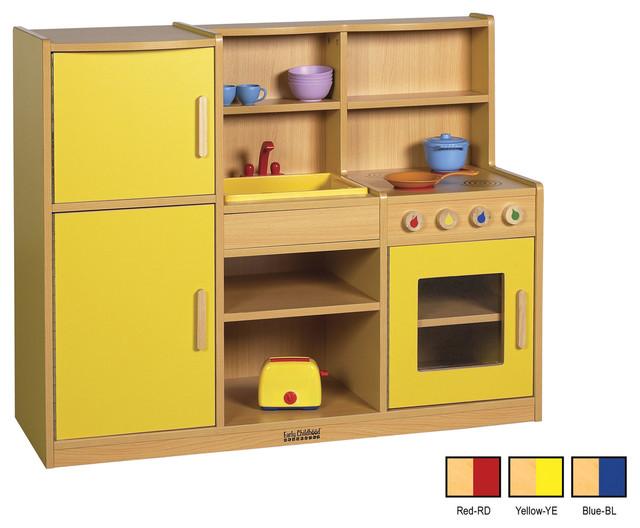 Ecr4Kids Colorful Essentials Home Kids Pretend Play