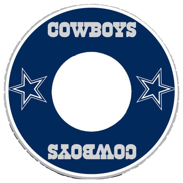 Dallas Cowboys Inner Tube Traditional Pool Toys And Floats By Gifted Living