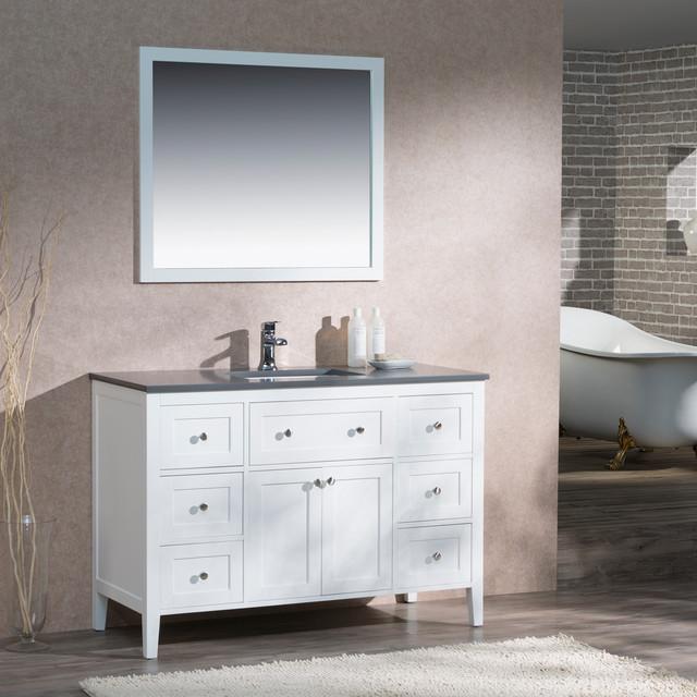 Traditional bathroom vanities traditional bathroom for Bathroom cabinets miami