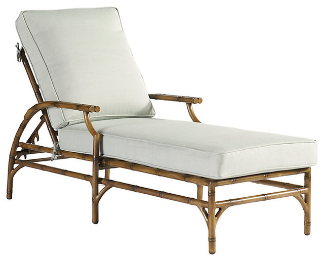 Galante chaise traditional outdoor chaise lounges for Ballard designs chaise