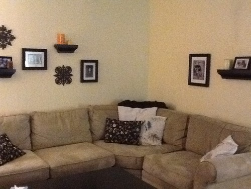 Need Lighting Ideas For Sectional Couch