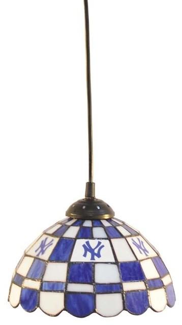 New York Yankees Mlb 8 Pendant Modern Pendant Lighting By Man Cave Kingdom
