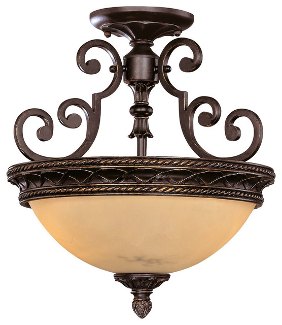 ... - Traditional - Flush-mount Ceiling Lighting - by Lighting and Locks