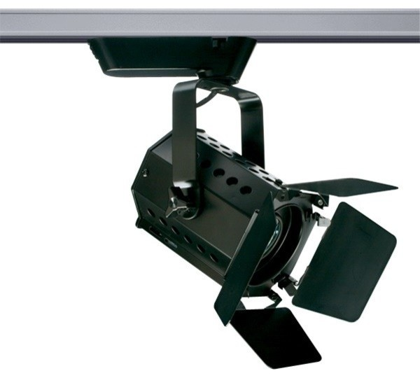 Trac-Master T290 Theatrical Low Voltage MR16 Track Light