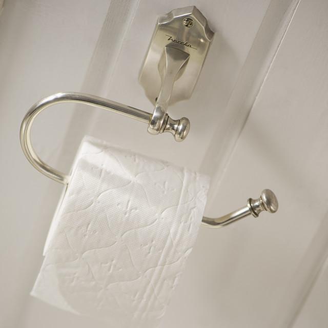 Aqualux Haceka Vintage Toilet Roll Holder Traditional