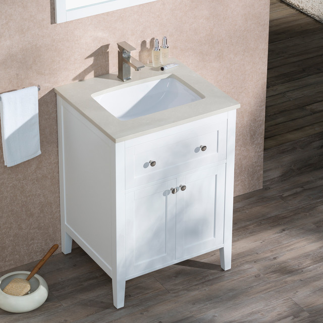 Amazing I Like To Introduce A Classic Vanity And Chandelier Into My Modern Master Bathroom To Create Interest And Warm Up The Place I Cannot Decide Between This 3 Vanity, I Love The Louis But I Am A Bit Afraid It Might Look Off What Do You Think?