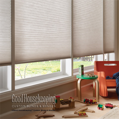 Good Housekeeping Double Cell Light Filtering Cellular Shades Contemporary Cellular Shades