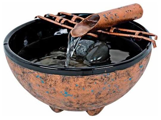 Wine cellar art asian indoor water features - Japanese indoor water fountain ...
