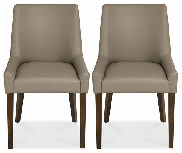 Bentley Designs City Walnut Dining Chair